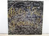 Oversized, Map of Paris